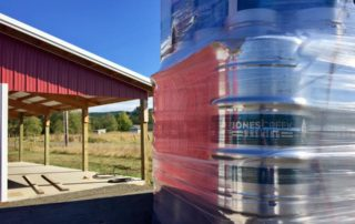 Jones Creek Beer Kegs
