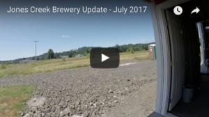 Jones Creek Brewing Update