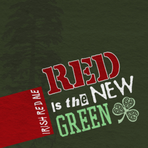 Red Is The New Green